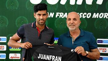 Juanfran umutlu konuştu: En kısa zamanda görüşeceğiz