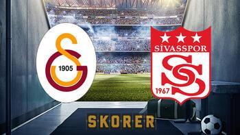 Galatasaray - Demir Grup Sivasspor maçı saat kaçta hangi kanalda?