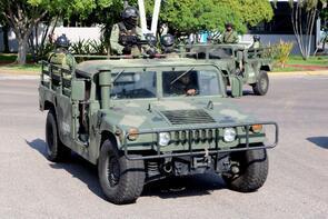 Meksika'da hükümet Culiacan kentine ilave askeri birlik sevk etti