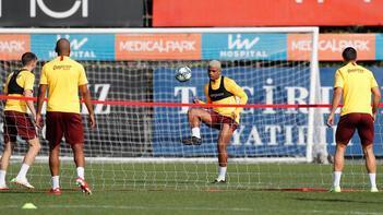 Galatasaray'da Real Madrid hazırlıkları! Falcao ayrı çalıştı...