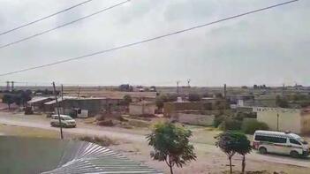 YPG/PYD'li teröristler çekiliyor
