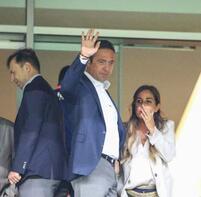 Başkan Ali Koç'tan moral turu