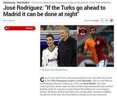 Jose Rodriguez açıkladı! 'Çok pişmanım...'