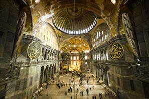 Ayasofya'ya 31 milyon ziyaretçi