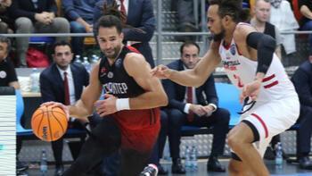 ERA Nymburk-Gaziantep Basketbol: 74-72