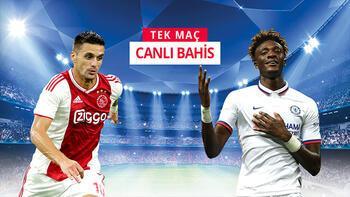 Devler Ligi'nde Ajax'ın konuğu Chelsea! Kritik maç Misli.com'da...