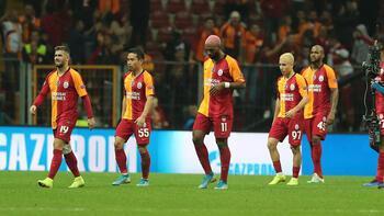 Galatasaray'da Şampiyonlar Ligi krizi