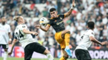 Beşiktaşın Avrupada 219. randevusu