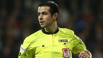 Beşiktaş - Galatasaray derbisi Mete Kalkavan'ın