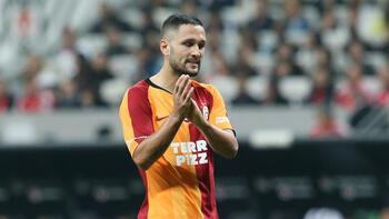Galatasaray'da Andone şoku!