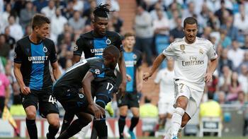 Club Brugge, ligde ilk kez yenildi