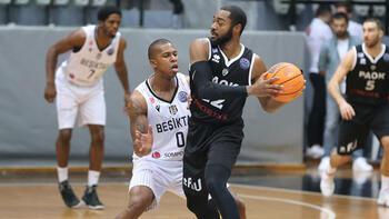 Beşiktaş Sompo Sigorta'nın konuğu Telekom Baskets Bonn