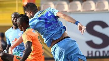 Çaykur Rizespor, Chatziisaias'ı Cercle Brugge'e kiraladı!