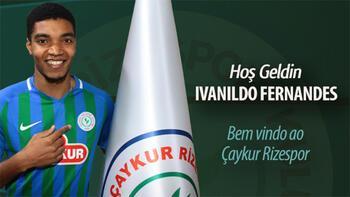Son dakika transfer haberleri | Trabzonspor'dan ayrılan Ivanildo Çaykur Rizespor'da