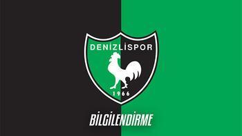 Denizlispor'dan 'VAR' açıklaması