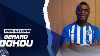 Transfer haberleri | Kasımpaşa, Gerard Gohou transferini açıkladı!