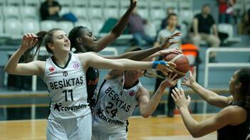 Beşiktaş TRC İnşaat: 76 - Carolo Basket: 92