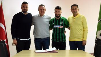 Transfer haberleri | Özgür Çek, Denizlispor'da