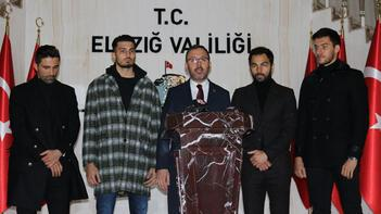 Gençlik ve Spor Bakanı Kasapoğlu: Ortaya konulan kardeşlik ve dayanışma örnek olacak bir tablodur