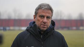 Hamzaoğlundan Başakşehir maçı öncesi Stancu müjdesi