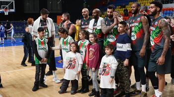 FIBA Avrupa Kupası'nda 5 çeyrek finalist belli oldu