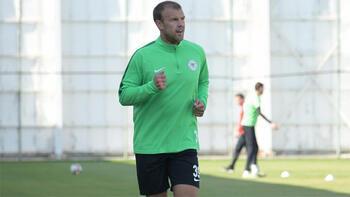 Son dakika| Konyaspor'da, Opanasenko ile yollar ayrıldı
