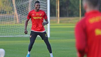 Transfer haberleri | Göztepeli Muritala Westerlo'ya transfer oldu