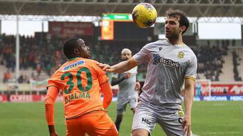 Aytemiz Alanyaspor - Yeni Malatyaspor: 2-1