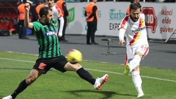 Denizlispor - Göztepe: 1-1