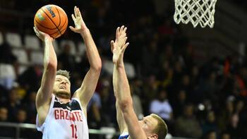Gaziantep Basketbol-Mornar Bar: 86-79