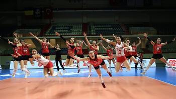 Türk Hava Yolları-CSM Lugoj: 3-0