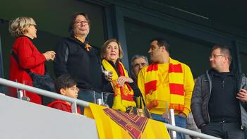 Mehmet Sepil: Maç sahada oynansın, maç sahada  bitsin