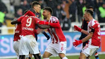Süper Lig'de sahasında geçit vermeyen tek takım lider Sivasspor