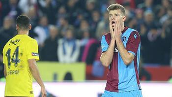 Trabzonspor, Süper Lig'de ilk kez Sörloth'suz mücadele edecek