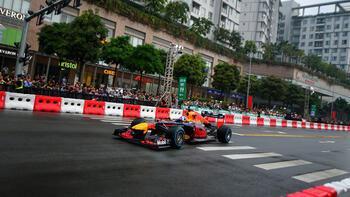 Formula 1'de Çin'den sonra Vietnam şoku!