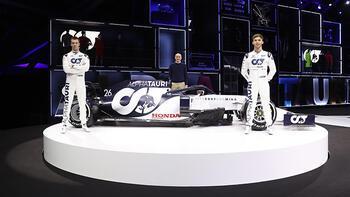 Formula 1'in yeni takımı tanıtıldı