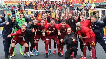 Kayserispor'da ilk deplasman galibiyeti umutları artırdı