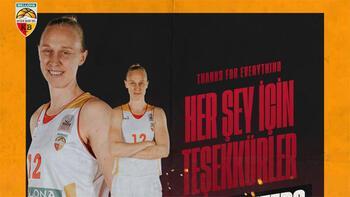 Bellona Kayseri Basketbol, Ann Wauters ile yollarını ayırdı