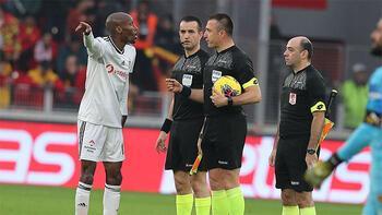 SON DAKİKA | Beşiktaş'tan TFF'ye 'hakem' dilekçesi