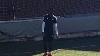 Son dakika | Beşiktaş, 17'lik Jacob'u İstanbul'a getirdi
