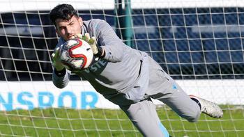 Trabzonsporun kalecisi Uğurcana 3 Premier Lig ekibi talip
