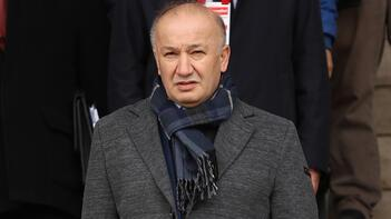 Boluspor Kulübü Başkanı Necip Çarıkcı: 12 final maçımız kaldı