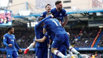 Chelsea, Tottenham'ı iki golle devirdi