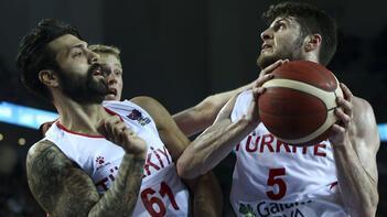 A Milli Erkek Basketbol Takımı, İsveç'e konuk olacak