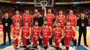 A Milli Erkek Basketbol Takımı'nın yüzü gülmüyor