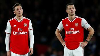 Arsenal - Olympiakos:  1-2 | Gecenin sonuçları