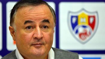 Engin Fırat, Moldova'da yılın teknik direktörü seçildi