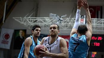 Türk Telekom ile Beşiktaş Sompo Sigorta, FIBA Şampiyonlar Liginde karşılaşacak