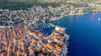 Adriyatik Denizinin masalsı güzelliği Dubrovnik