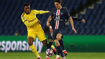 PSG-Borussia Dortmund: 2-0